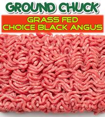 Ground Chuck Choice Black Angus