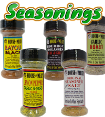 SEASONINGS & SEASONING PACKS